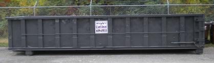 20Yd Dumpster