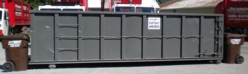 30Yd Dumpster
